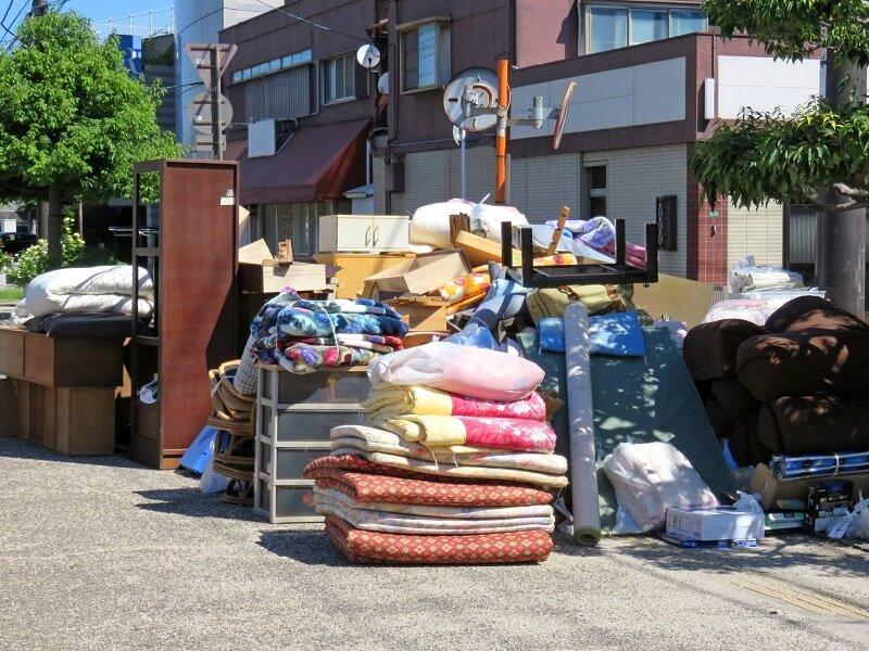 三木市にもあるゴミ屋敷、実は身近な問題だった!?