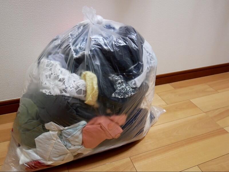 廃品として回収された服はどうなるの?