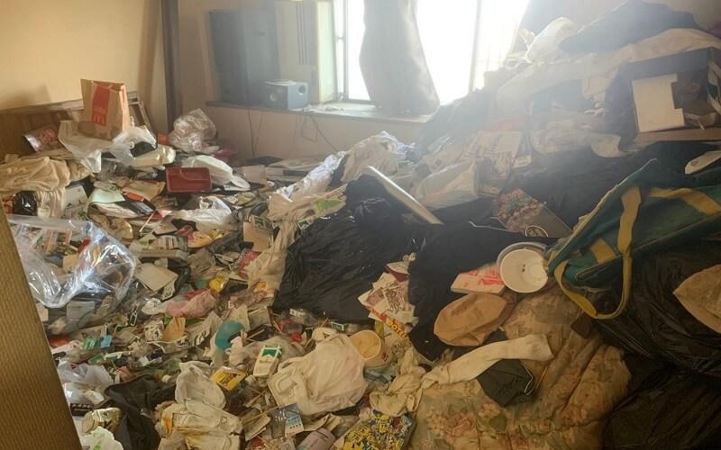 汚部屋を⽚付けてきれいに!最⾼に効率的な⽚付け⽅の紹介