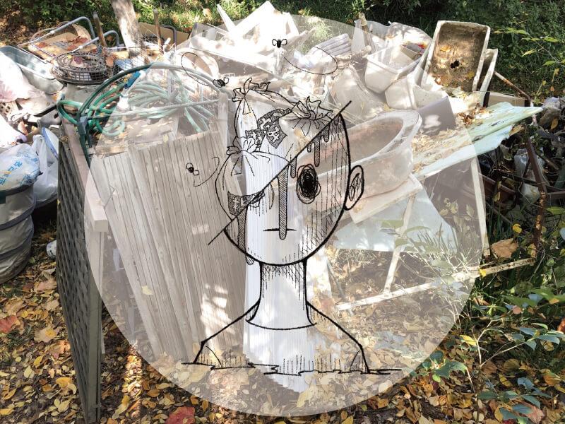 ゴミ屋敷になる心理