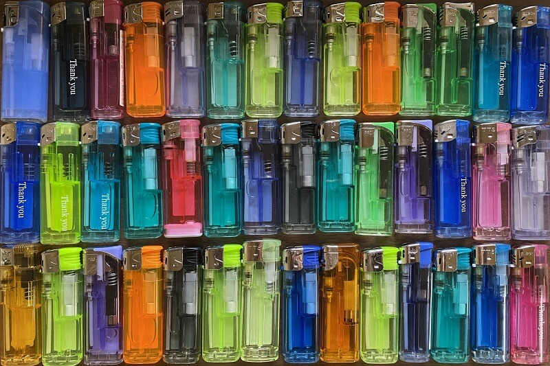 不用品回収でライターは回収してもらえるの?ライターの処分方法とは?